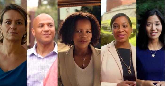 Boston mayoral candidates