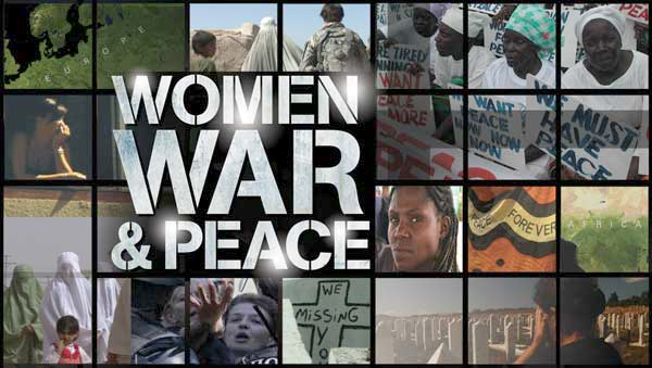 Women, War and Peace series logo