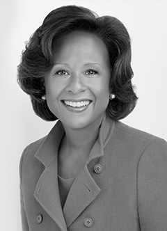 Paula Johnson, current Wellesley College president
