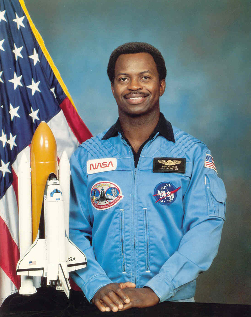 Photo of Ronald E. McNair