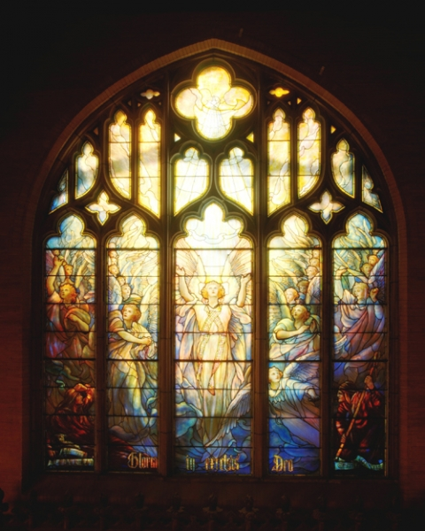 Stained Glass Window Tour | Wellesley College