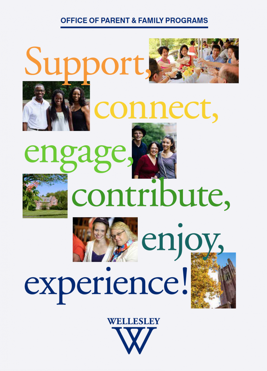 Support, connect, engage, contribute, enjoy, experience!