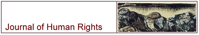 Journal of Human Rights logo