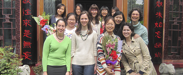 Wellesley Spring Tea, Alumanae in China