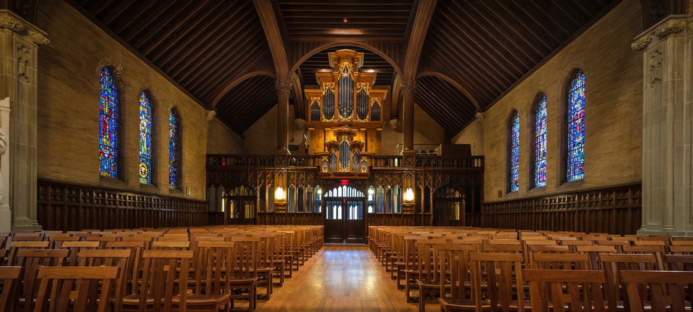 Wellesley College Chapel