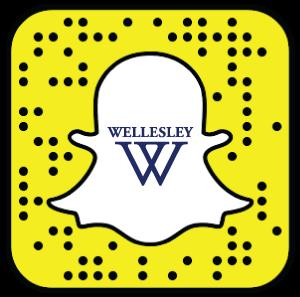 Wellesley snapchat code