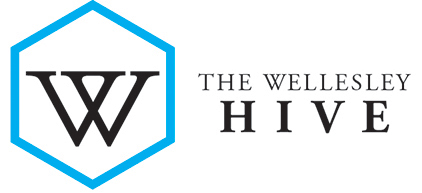 The Wellesley Hive Logo