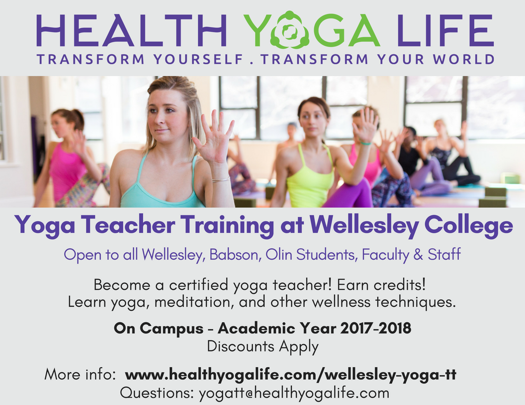 Yoga certification wellesley college yoga teacher training 1betcityfo Images