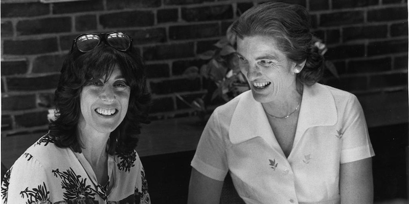1979 Nora Ephron and Barbara Newell