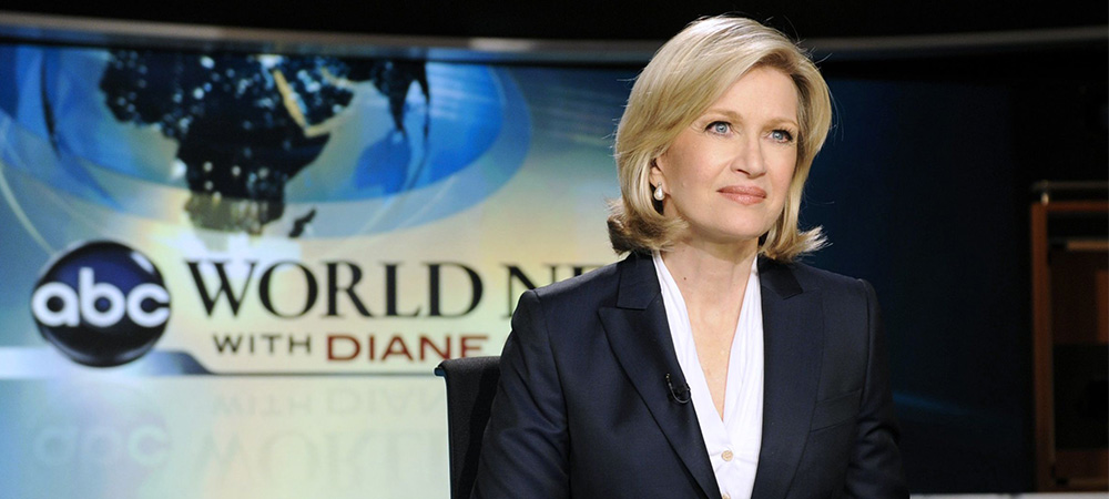 Diane Sawyer '67, Television broadcast journalist (ABC and CBS)