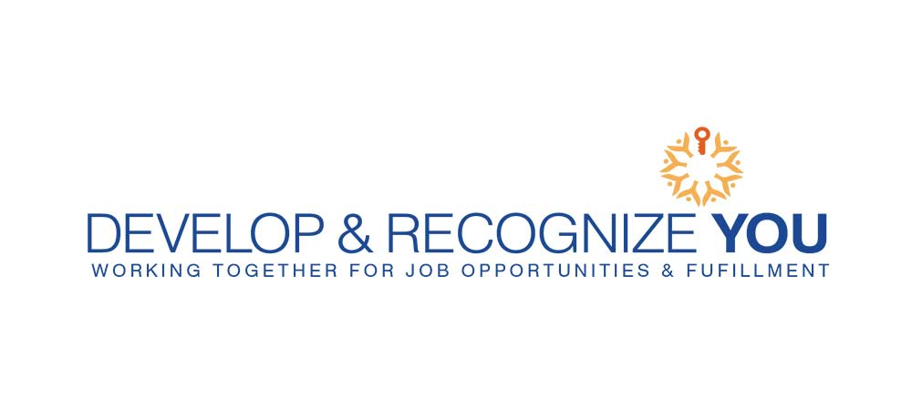 Develop and recognize you working together for job opportunities and fulfillment