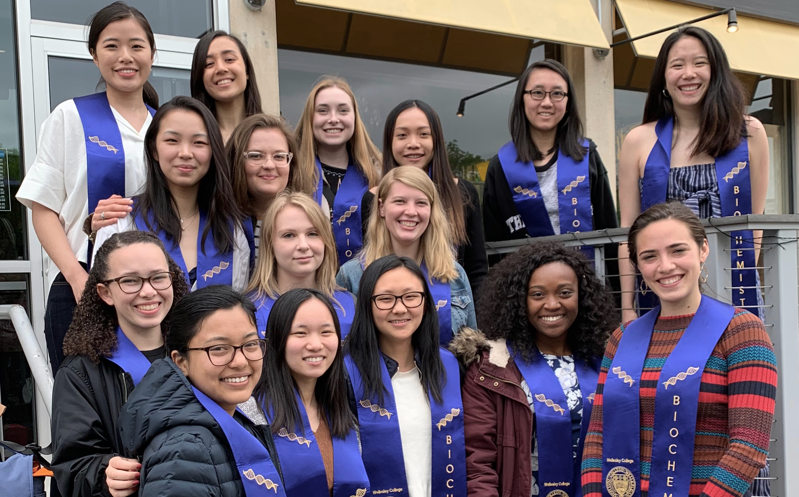 2019 Biochemistry Graduates