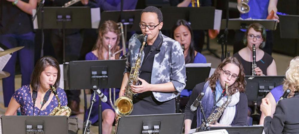 Wellesley BlueJazz Big Band