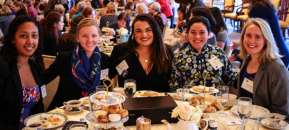 Wellesley College Alumnae of Boston celebrates 125 years!