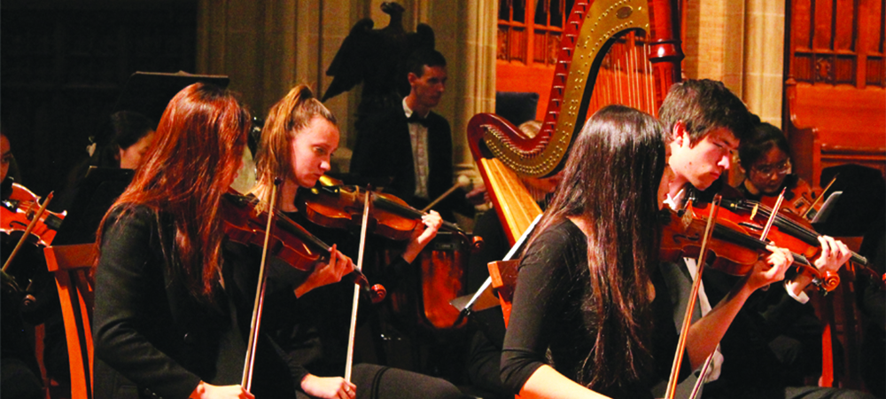 The Brandeis-Wellesley Orchestra Spring Concert - Saturday, 5/15 at 1:00pm.