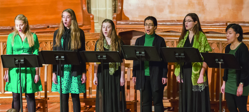 Wellesley's Collegium Musicum - Tuesday, 3/23 at 7:30pm.