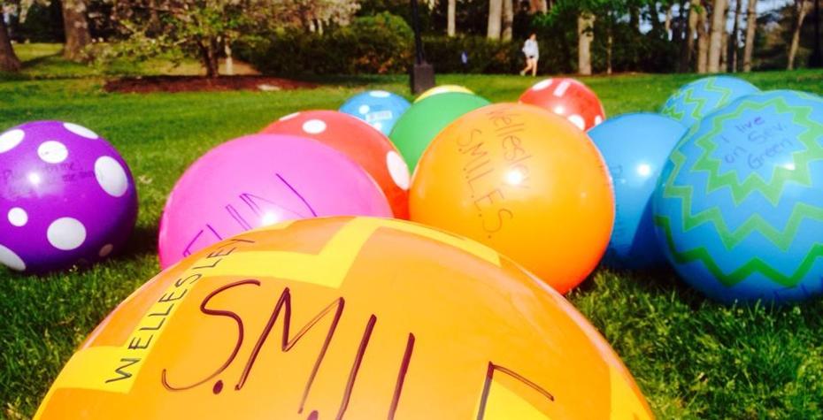 Wellesley SMILES dodgeballs