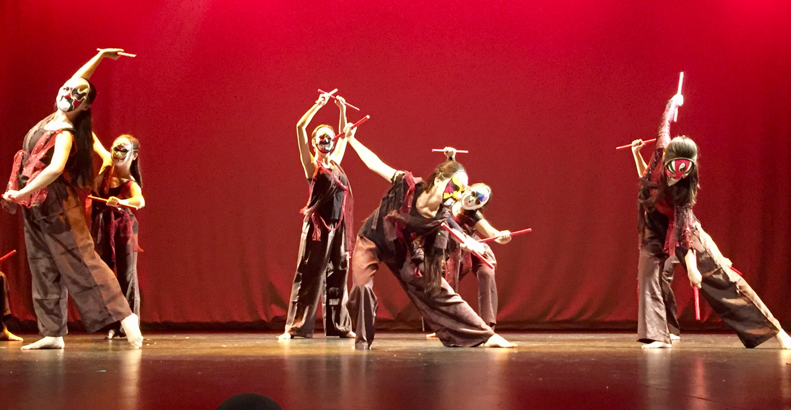 Cultural Dancers