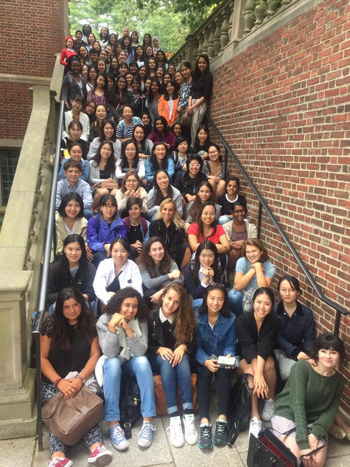 New International students 2017