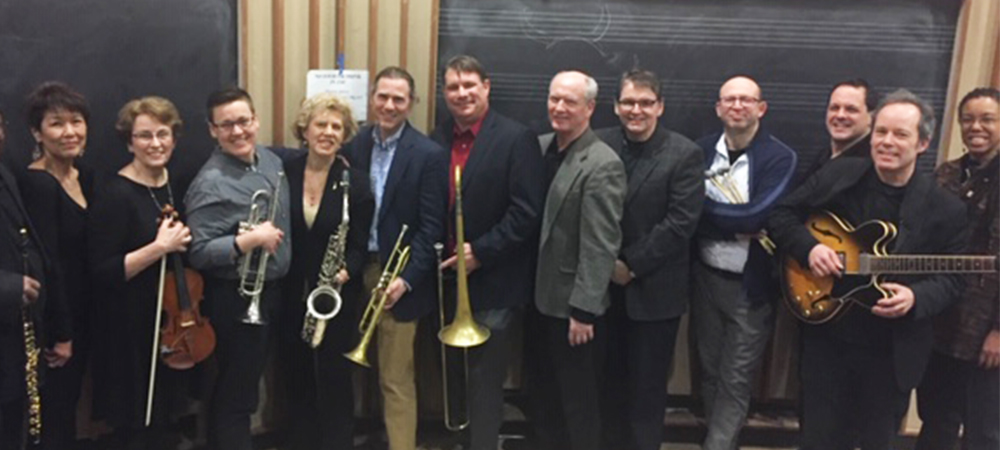 Jazz and World Music Faculty Concert premieres on Saturday, March 20 at 7:30pm
