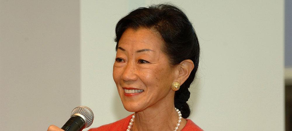 Lulu Chow Wong