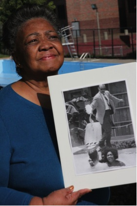 Mimi Jones, Civil Rights Activist