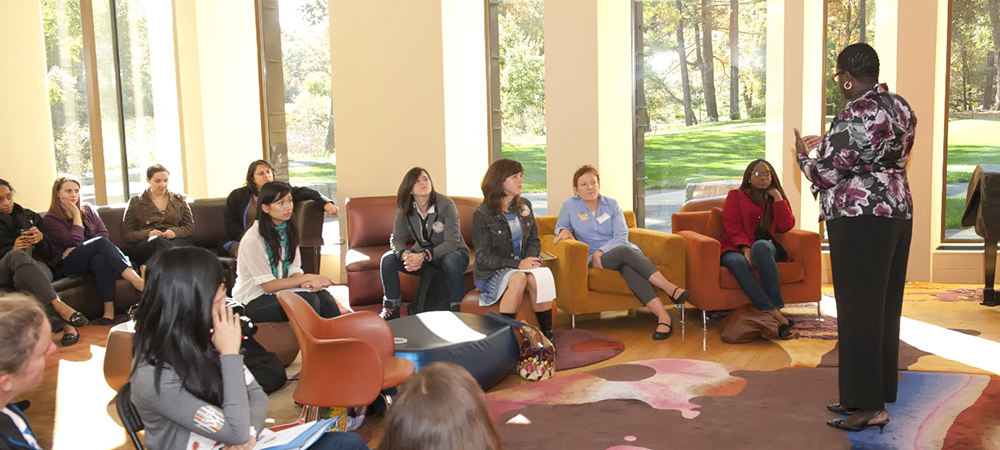 Students engage in Community Conversations