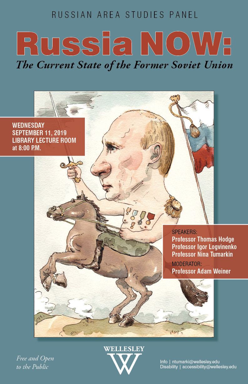 Russia Now: The Current State of the Former Soviet Uniion