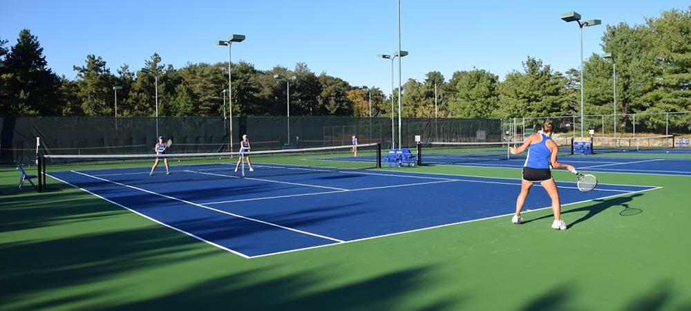 Wellesley Outdoor Tennis Courts