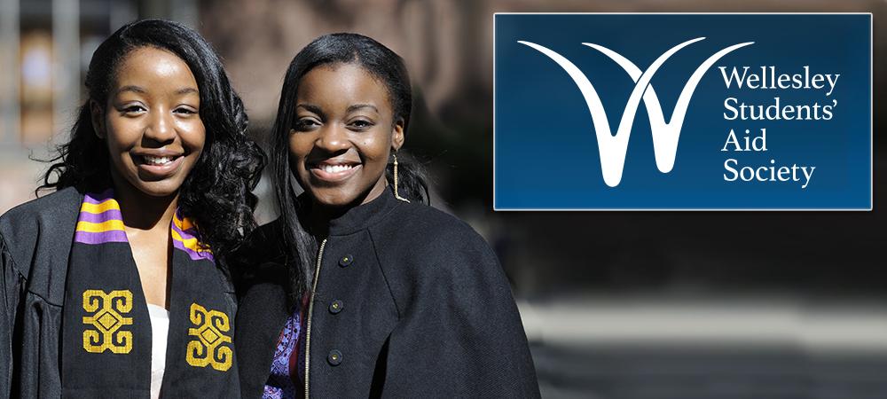 Image: Wellesley College students
