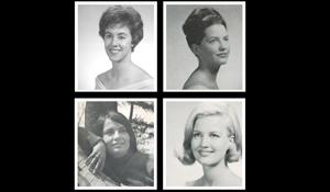 senior portraits of ephron, levine, overholser, sawyer