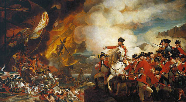 The Siege and Relief of Gibraltor