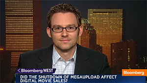 Wellesley's Brett Danaher on Bloomberg News