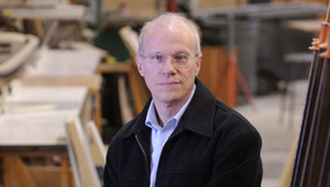 Wellesley economist Dan Sichel