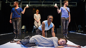 scene from Othello by Actors from the London Stage