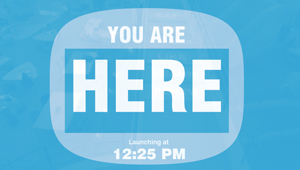 graphic saying You Are Here