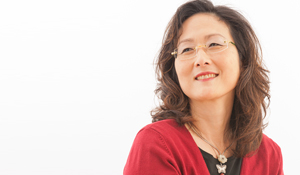 Portrait of Kathy Moon