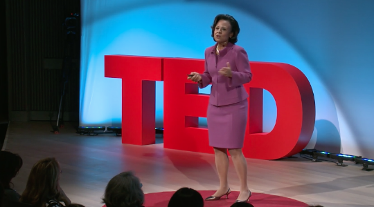 President Paula Johnson on TED Radio Hour