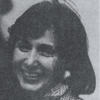 Picture of Suzy in 1978