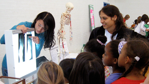 students explain x-ray to kids