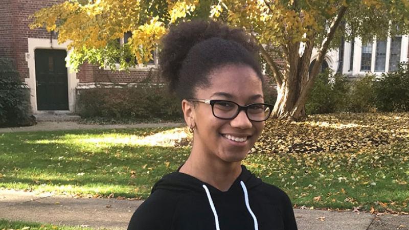 Aminah, student