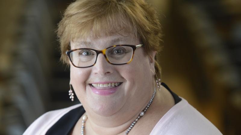 Ann Velenchik, Dean of Academic Affairs and Associate Professor of Economics.