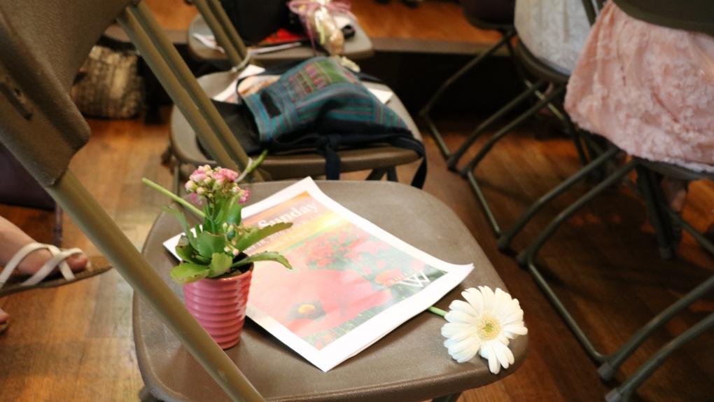 Flower Sunday program