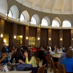 Stone Davis Dining Hall