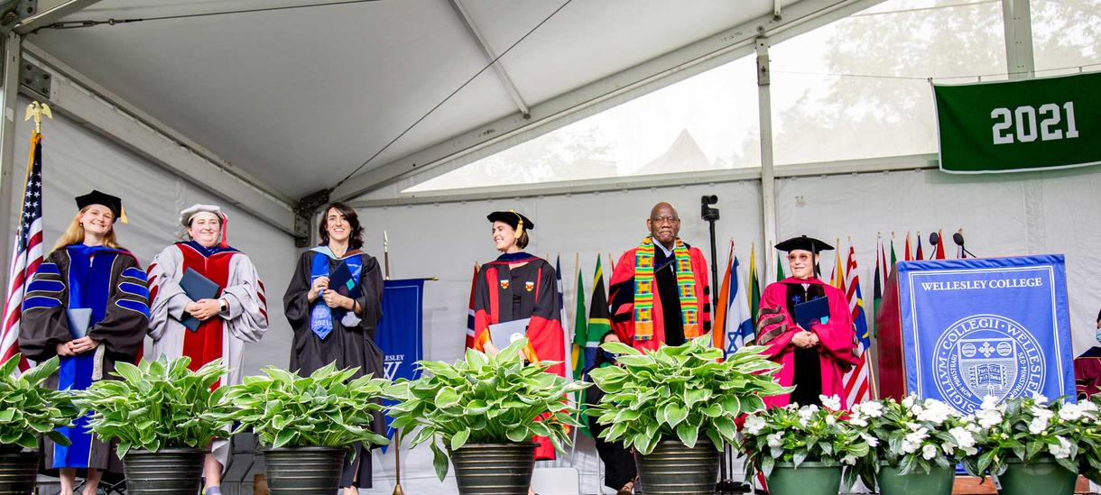 The 2020 and 2021 Pinanski Teaching Prize recipients