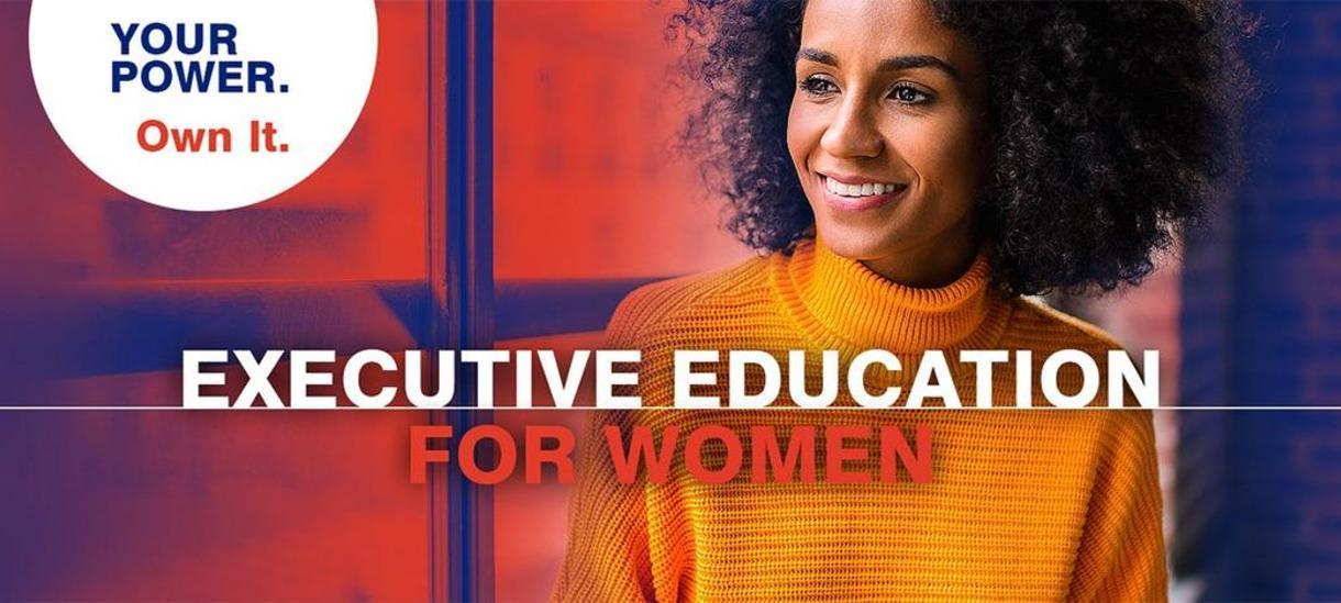executive education for women