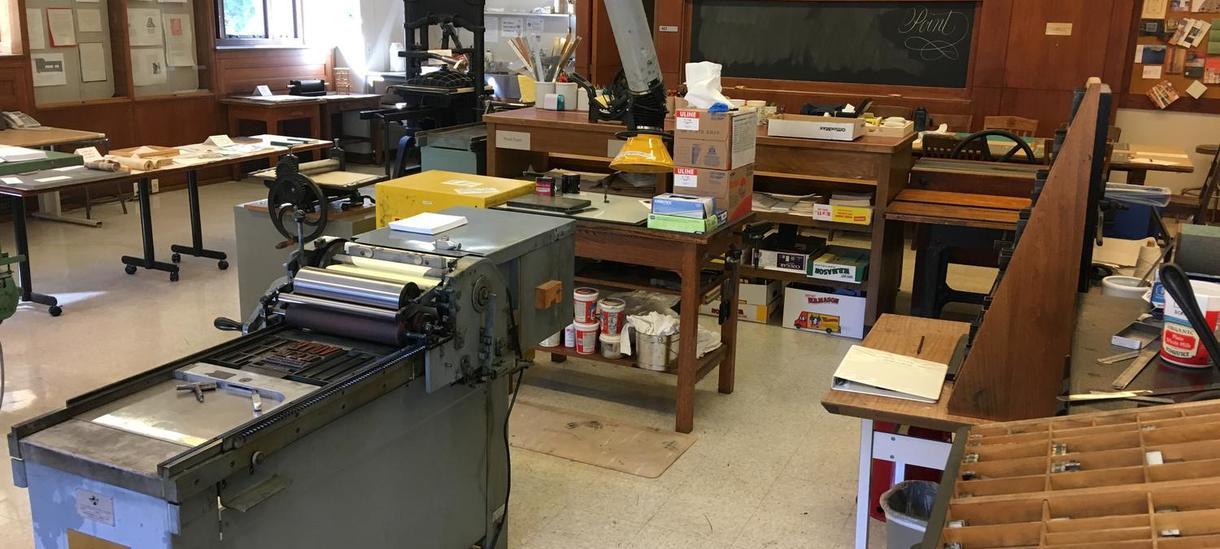 Book Arts Lab