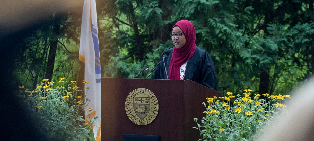Remarks by Chief Justice Nimo Suleyman '20