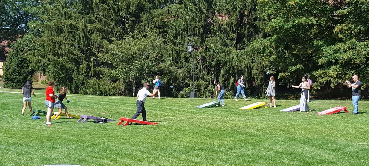 Lawn Games - Cornhole
