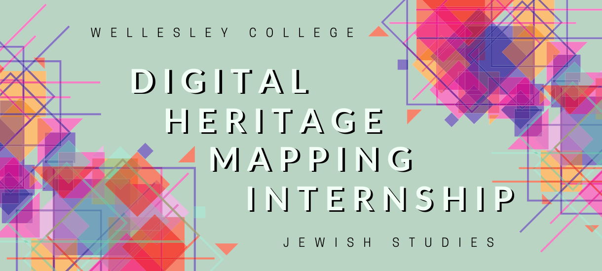 Digital Heritage Mapping Internship